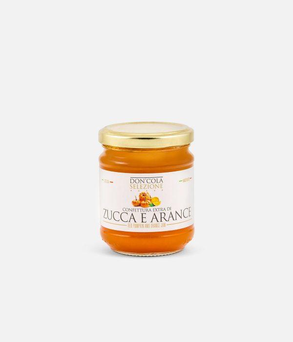 Confettura Extra di Zucca e Arance