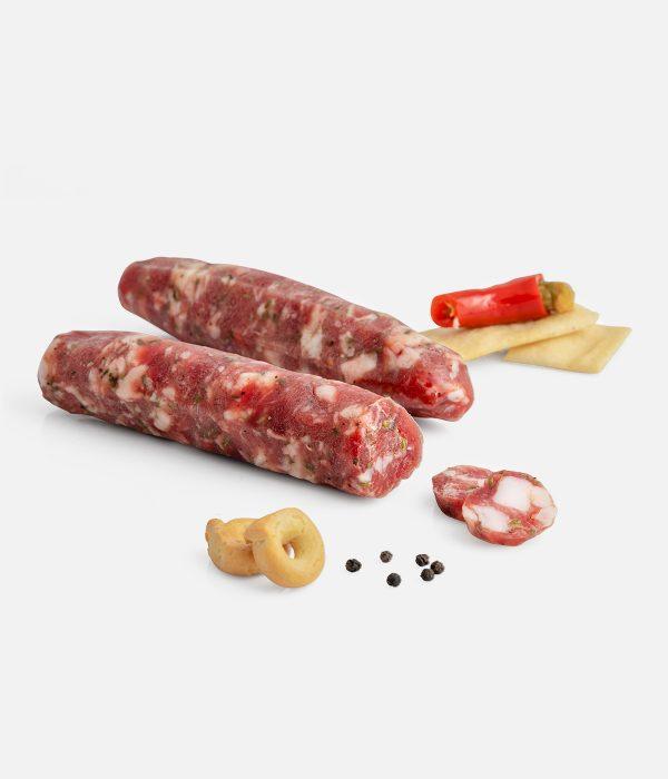 Salsiccia dei Nebrodi al Finocchietto