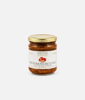 Barattoli Don'Cola: paté di pomodori e noci