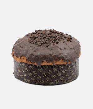 Panettoni Don Cola: panettone artigianale con cioccolato di Modica