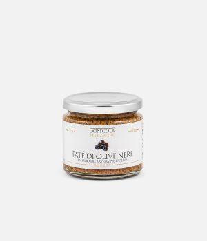 Barattoli Don Cola: Paté di Olive Nere
