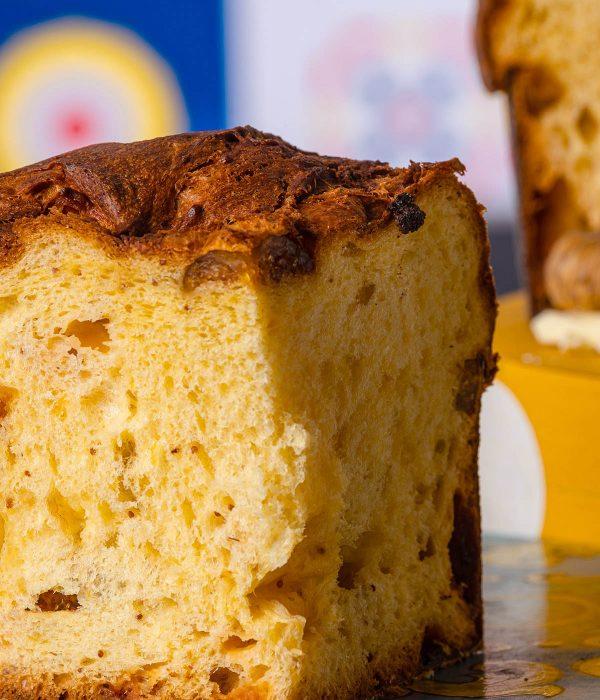 Panettone siciliano Fichi e Cioccolato bianco