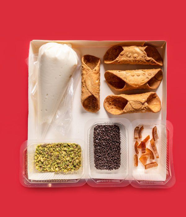 Cannolo box