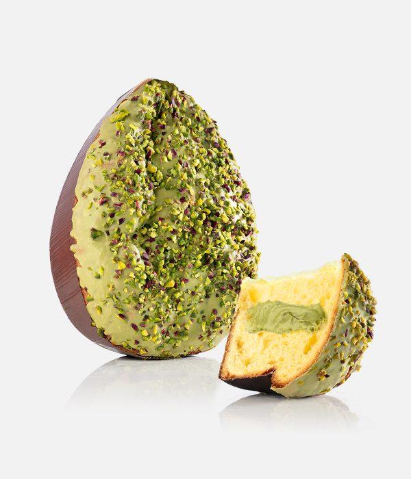 Uovo di Colomba al Pistacchio 0.75 Kg