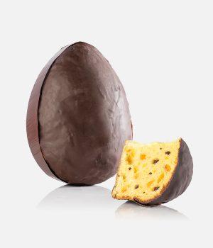 Uovo di Colomba con Pere e Cioccolato Don'Cola